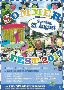 Sommerfest Wichernhaus