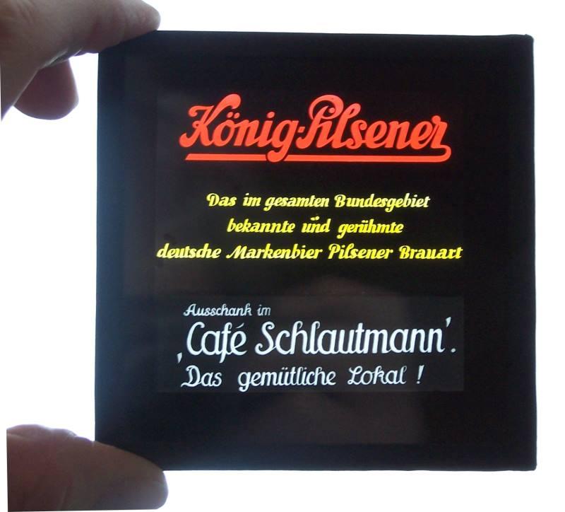 Cafe Schlautmann in der Ewaldstraße 38