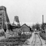 Zeche Graf Bismarck Schachtanlage VII/VIII ca. 1910-1918 // 03074 ISG © Stadt Gelsenkirchen