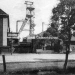 Zeche Ewald 1909, Schacht III/IV, Haupttor // 03077 ISG © Stadt Gelsenkirchen