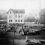 Markttag auf dem Marktplatz in Resse 1909 // FS I 03440 ISG © Stadt Gelsenkirchen