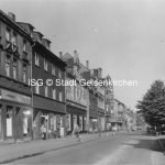 Ewaldstraße, rechts Einmündung Arminiusstraße // FS I 08751 ISG © Stadt Gelsenkirchen