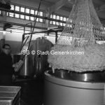 Eurovia Textil GmbH 1966 // FS III 016320-05 ISG © Stadt Gelsenkirchen Foto Müller