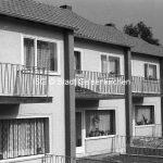 Reihenhäuser Resser Mark Coesfelder Straße 1956 // FS V 023381 ISG © Stadt Gelsenkirchen / Foto Rotterdam