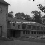 Ev. Volksschule Resser Mark 1956 // FS V 024676 ISG © Stadt Gelsenkirchen / Foto Rotterdam