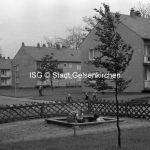 Reihenhaus Resser Mark Warendorferstraße 1956 // FS V 025322 ISG © Stadt Gelsenkirchen / Foto Rotterdam