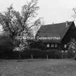 Bauerhof Hölscher in Resse 1957 // FS V 026477 ISG © Stadt Gelsenkirchen / Foto H. Rotterdam