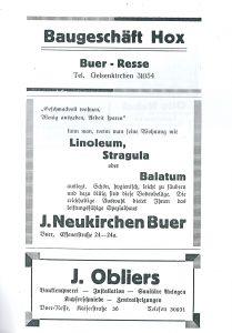 Werbung 1936 Buer-Resse-9