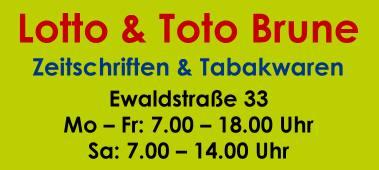 Lotto & Toto Brune