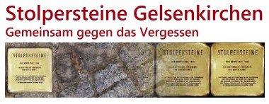 Gelsenkirchener Stolpersteine