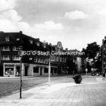 Kreuzung Hertener Straße / Böningstraße / Ewaldstraße in Resse // FS I 08707 ISG © Stadt Gelsenkirchen