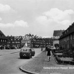 Blick auf Marktplatz Resser Mark // FS I 08766 ISG © Stadt Gelsenkirchen