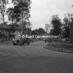 Reihenhäuser Resser Mark Warendorfer Straße 1955 // FS V 023388 ISG © Stadt Gelsenkirchen / Foto Rotterdam