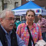 Eröffnung Boule Bahn am Marktplatz in Gelsenkirchen Resse 01.04.17 Foto: I.Milde Nr16