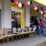 Neueröffnung Möbelbombe in Gelsenkirchen Resse Foto: I.Milde Nr.6