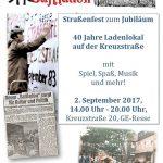40 Jahre Falken OV Gelsenkirchen-Resse Bild OV Resse