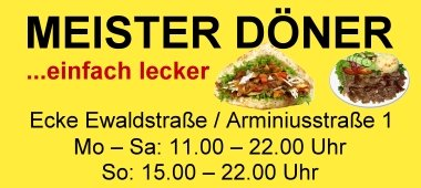 Meister Döner - Einfach lecker