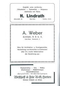 Werbung 1936 Buer-Resse-3