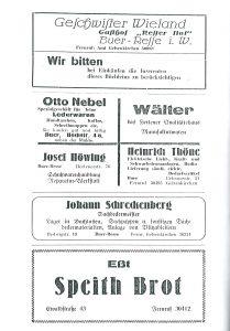 Werbung 1936 Buer-Resse-6