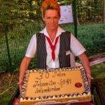 30 Jahre Johanniter Sitft In GE - Bild: Björn Labodowski