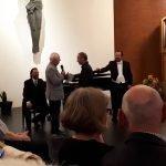 Benefizkonzert Oskar Hillebrand / Christoph Schnackertz für das Hospiz in GE-Resse